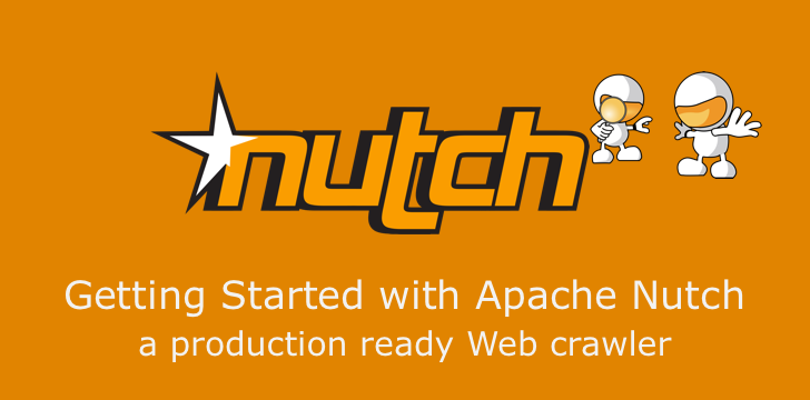 Get Started with the web crawler Apache Nutch 1.x