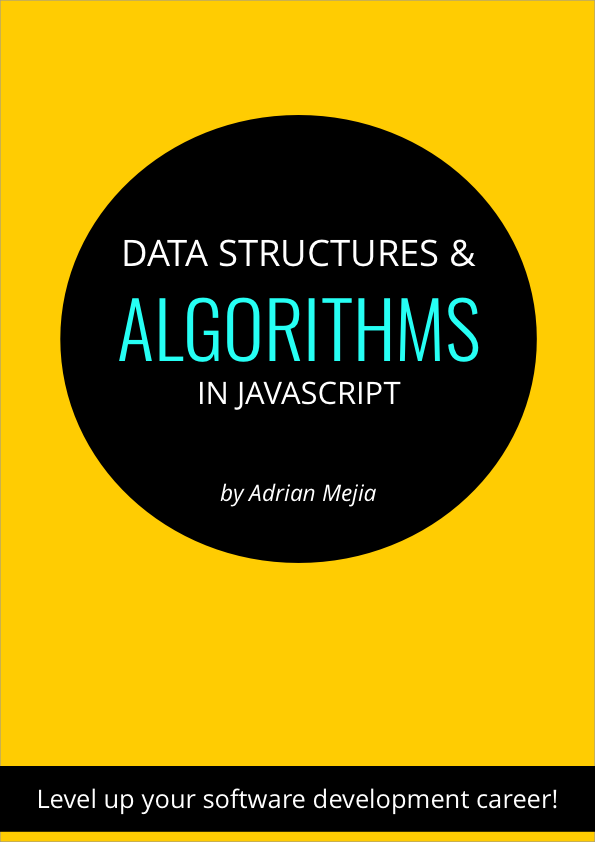 data structure and algorithms in javascript book