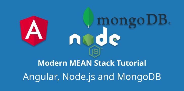 Modern MEAN Stack Tutorial with Docker (Angular, Node, Typescript and Mongodb)