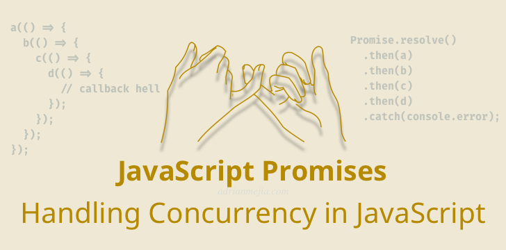 The JavaScript Promise Tutorial | Adrian Mejia Blog