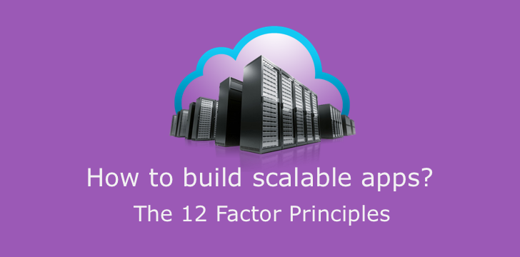 How to build scalable apps?